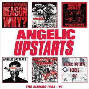 Albums 1983-1991 [Import] , Angelic Upstarts