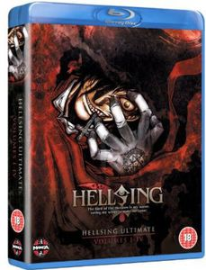 Hellsing Ultimate Parts 1-4 Collection