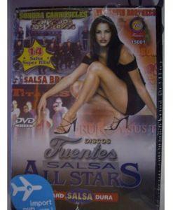 Discos Fuentes Salsa All Stars: Hard Salsa - Salsa Dura