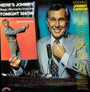Here's Johnny: Magic Moments From the Tonight Show (Original Soundtrack)