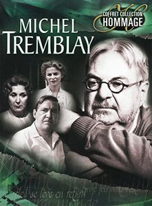 Michel Tremblay Coffret Collection Hommage