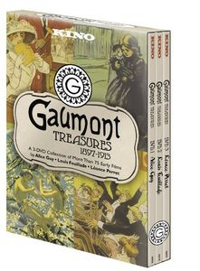 Gaumont Treasures: Volume 1 1897-1913