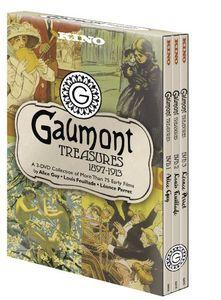 Gaumont Treasures: Volume 1 1897-1913