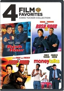 4 Film Favorites: Chris Tucker Collection