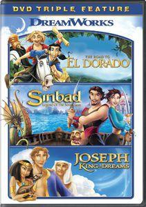 The Road to El Dorado /  Sinbad: Legend of the Seven Seas /  Joseph: King of Dreams