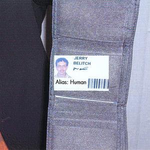 Alias: Human
