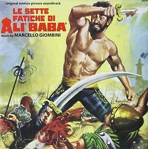 Le Sette Fatiche Di Ali Baba (The Seven Tasks of Ali Baba) (Original Motion Picture Soundtrack)