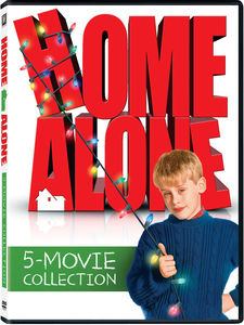 Home Alone: 5-Movie Collection