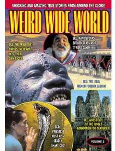Weird Wide World 2: Wheels Across Africa /  Wheels Across India