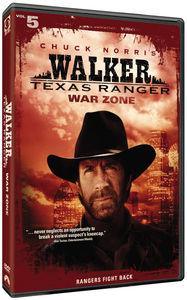 Walker Texas Ranger: War Zone