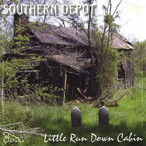 Little Run Down Cabin
