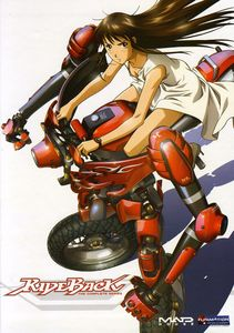 Rideback: Complete Series
