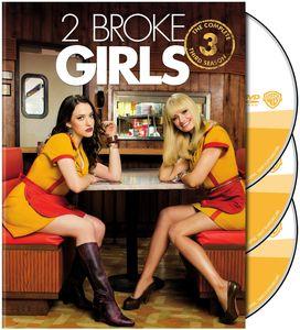 2 Broke Girls: The Complete Third Season