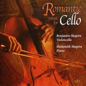 Romantic Music for Cello