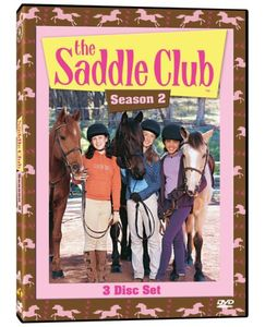 Saddle Club: The Complete Second Season
