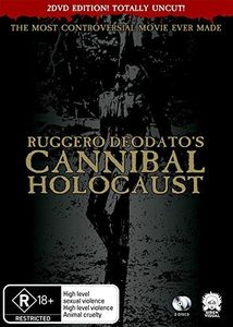 Cannibal Holocaust (Deluxe Amaray Edition) [Import]