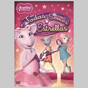 Angelina Ballerina-Somos Estrellas [Import]