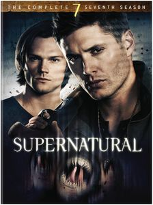 Supernatural: The Complete Seventh Season , Jensen Ackles