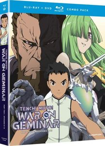 Tenchi Muyo War on Geminar: Part 2