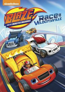 Blaze and Monster Machines: Race Into Velocityville