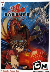 Bakugan: Volume 5: The Game Is Real