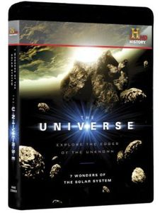 Universe: 7 Wonders of the Solar System
