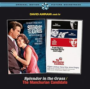 Splendor In The Grass /  Manchurian Candidate [Import]