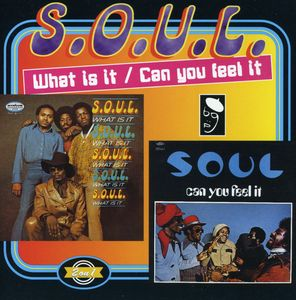 What Is It /  Can You Feel It [Import]