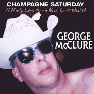 Champagne Saturday Alien Love