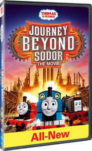 Thomas and Friends: Journey Beyond Sodor - The Movie