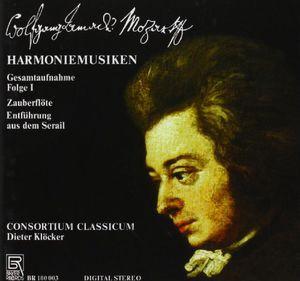 Harmoniemusiken Zauberflote