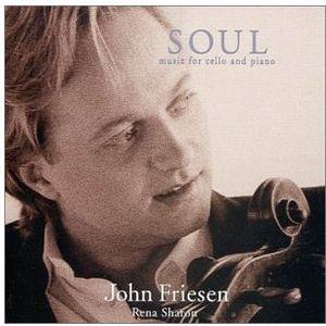 Soul: Music for Cello & Piano