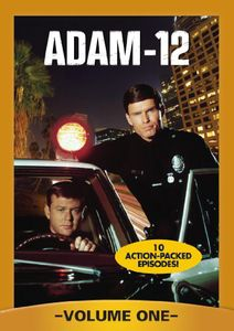 Adam-12: Volume 1