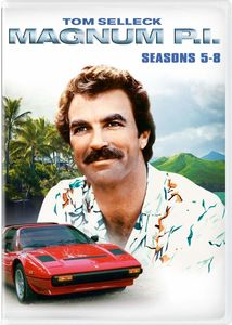 Magnum Pi: Seasons 5-8