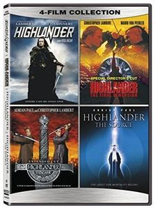 Highlander 4 Film Collection