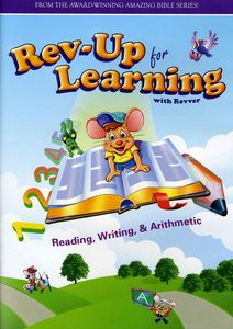 Rev Up For Reading, Writing And Arithmetic