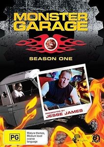 Monster Garage-Season 1 [Import]