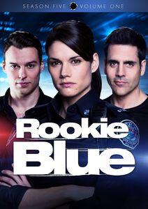 Rookie Blue: Season 5 - Volume 1
