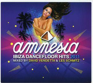 Amnesia: Ibiza Dancefloor Hits 2011 /  Various [Import]