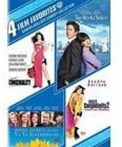 4 Film Favorites: Sandra Bullock Comedy