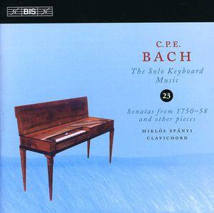 Solo Keyboard Music 23