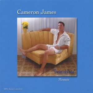 Cameron James Twist of Fate Memoir