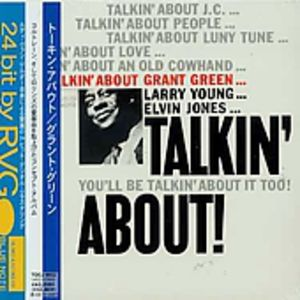 Talkin About [Import]