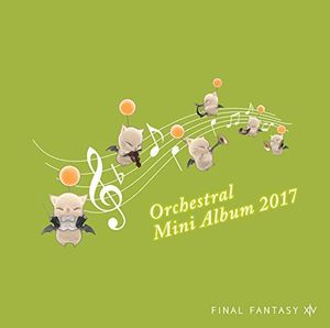 Final Fantasy Xiv (Orchestral Mini Album) /  O.S.T. [Import]
