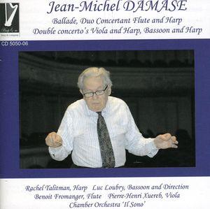 Jean-Michel Damase Concertos Ballade