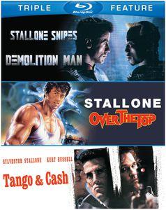 Demolition Man /  Over the Top /  Tango & Cash