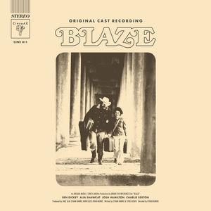 Blaze (Original Cast Recording)