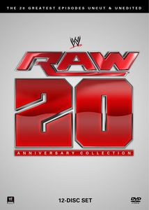 WWE Raw 20th Anniversary Collection: The 20 Greatest Episodes Uncut & Unedited