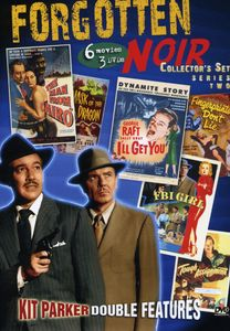 Forgotten Noir Collector's Set 2