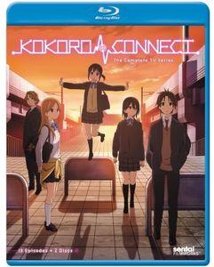 Kokoro Connect: TV Collection